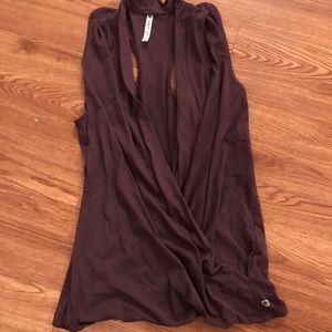 Fabletics tank top shirt size medium